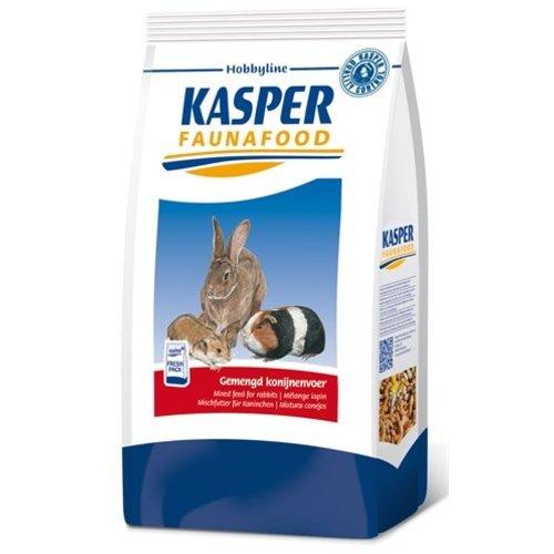 Kasper faunafood Gemengd konijnenvoer 3,5KG