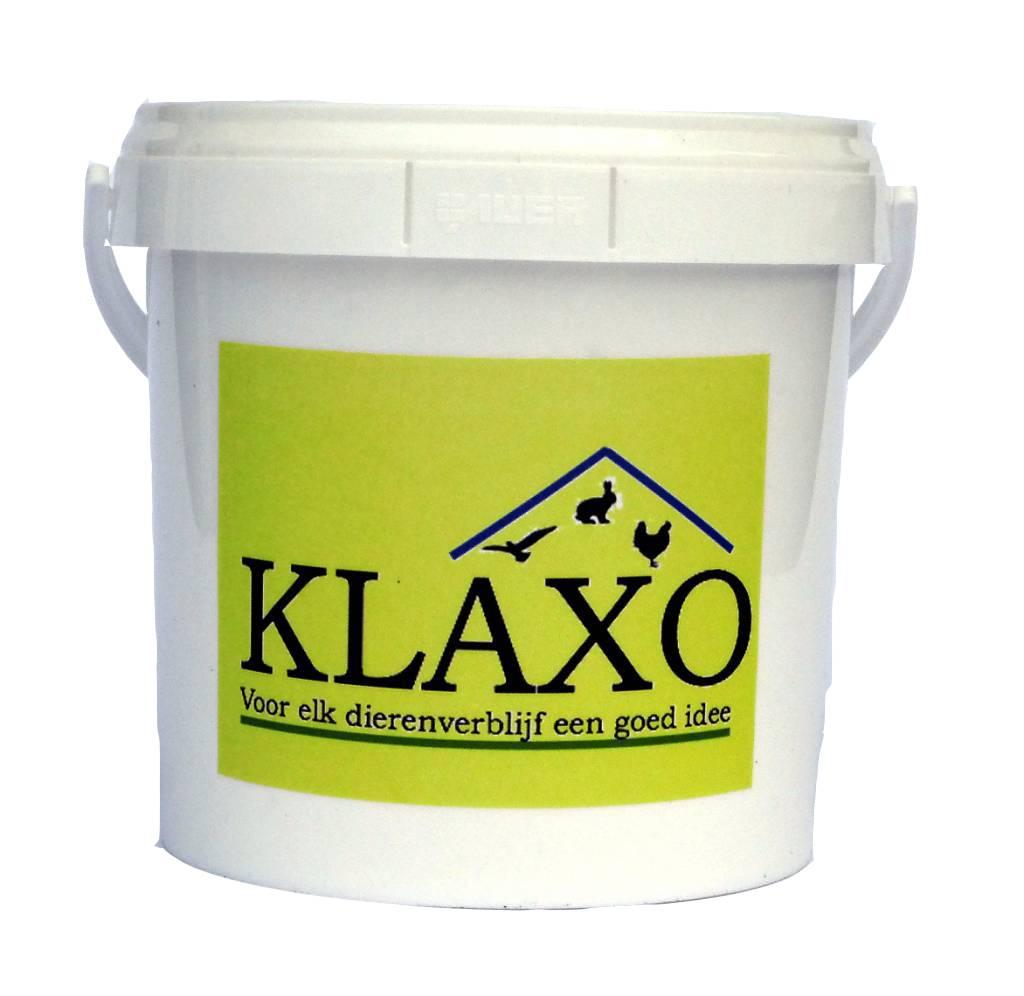 Klaxo witkalk tegen bloedluis junai - Hoe kleed je een witte muur ...