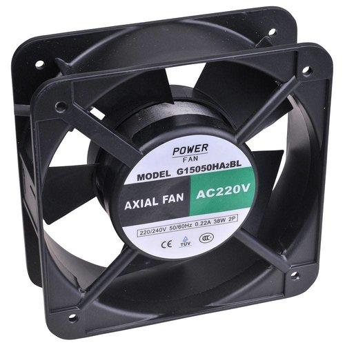 Powerfan Ventilator 150x150x50 mm met kogellagers