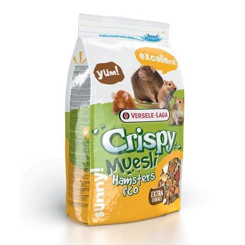 Versele Laga Crispy hamster muesli
