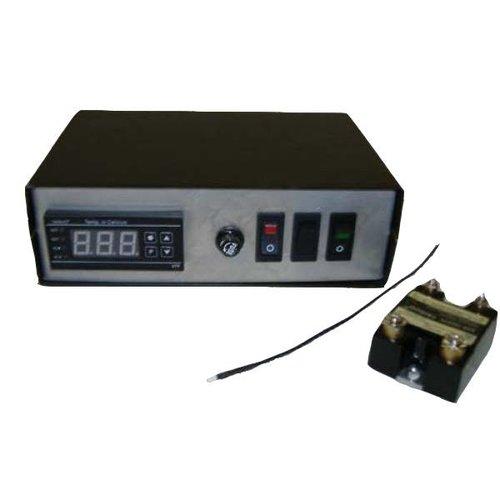 MS Broedmachines Digitale thermostaat met behuizing