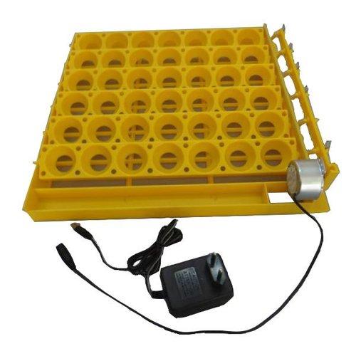 MS Broedmachines Automatisch keersysteem 42 / 120 eieren