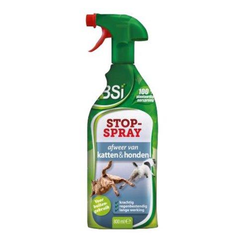 BSI Stop-Spray tegen katten en honden 800 ml