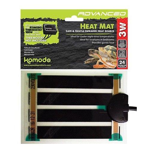 Komodo Infrarood warmtematten