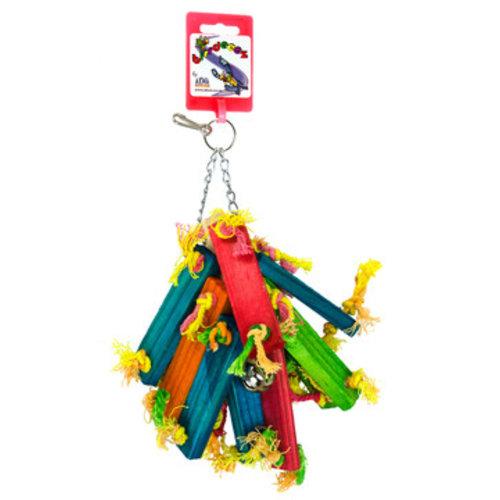 Birdeeez Parakeet Toy vogelspeeltje