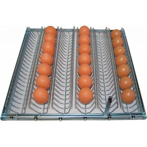MS Broedmachines Eierrek voor 48 kippen eieren