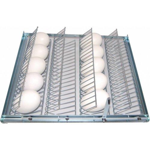 MS Broedmachines Eierrek voor 20 ganzen eieren