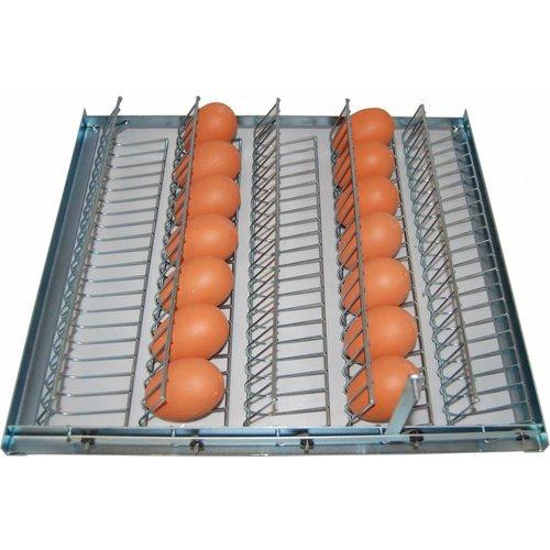 MS Broedmachines Eierrek voor 30 kalkoen/eenden eieren