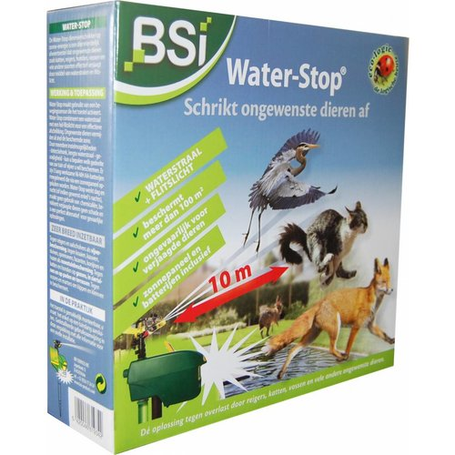 BSI Water-Stop Dieren Verjager