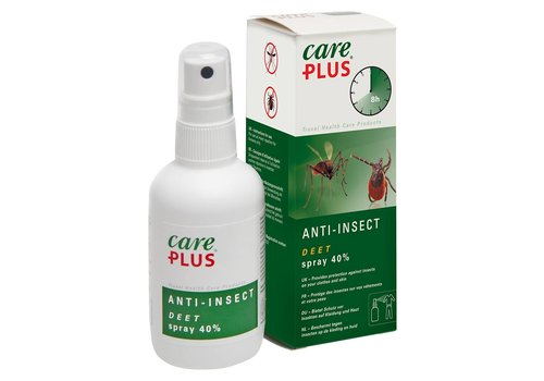 Care Plus Anti-Insect 40%  deet spray 100 ml