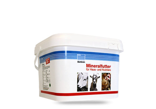Blattin Mineralen 2,5KG