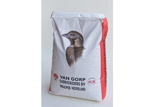 Van Gorp Sierhoenderkorrel Leg 20 kg