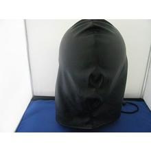 bizarre toys bondage masker spandex met losse ballgag