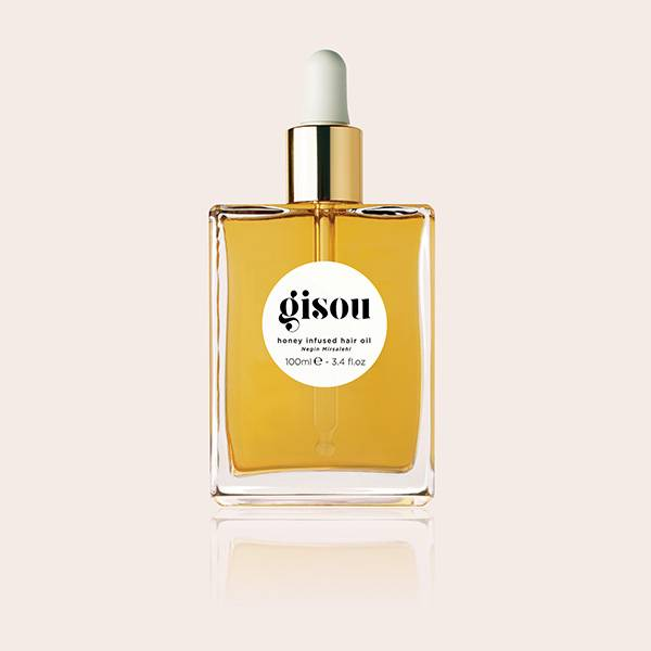 Gisou, Honey Infused Hair Oil 100ml