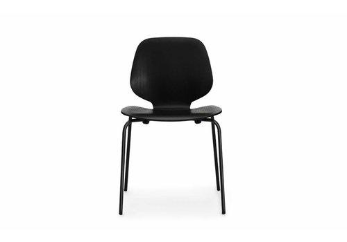 Normann Copenhagen My Chair - Zwart