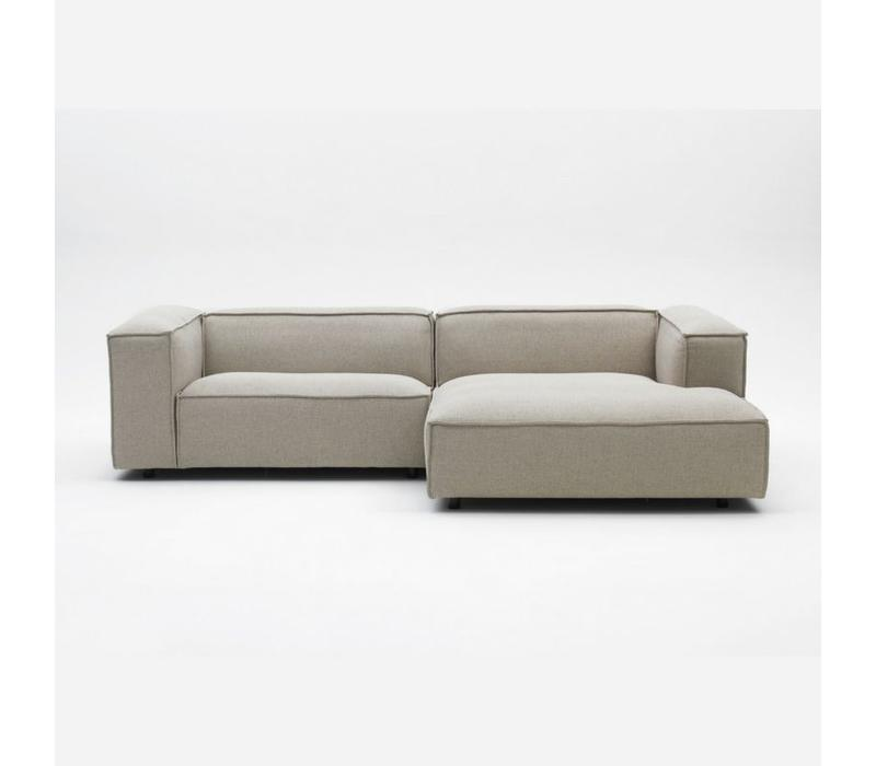 Dunbar zitbank met lounge - Polvere 21