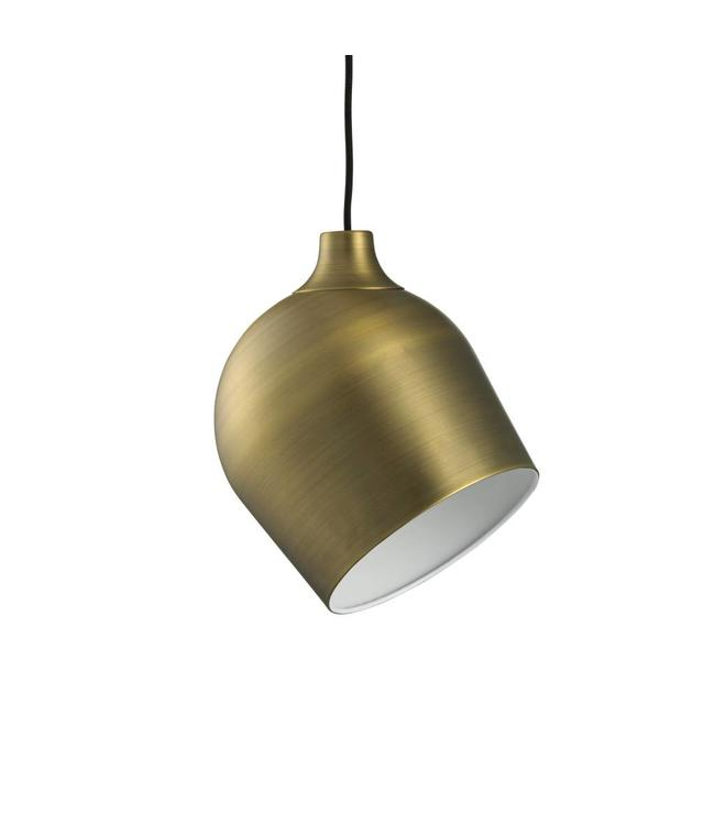 Bolia Rotate Pendant - Matt antique brass