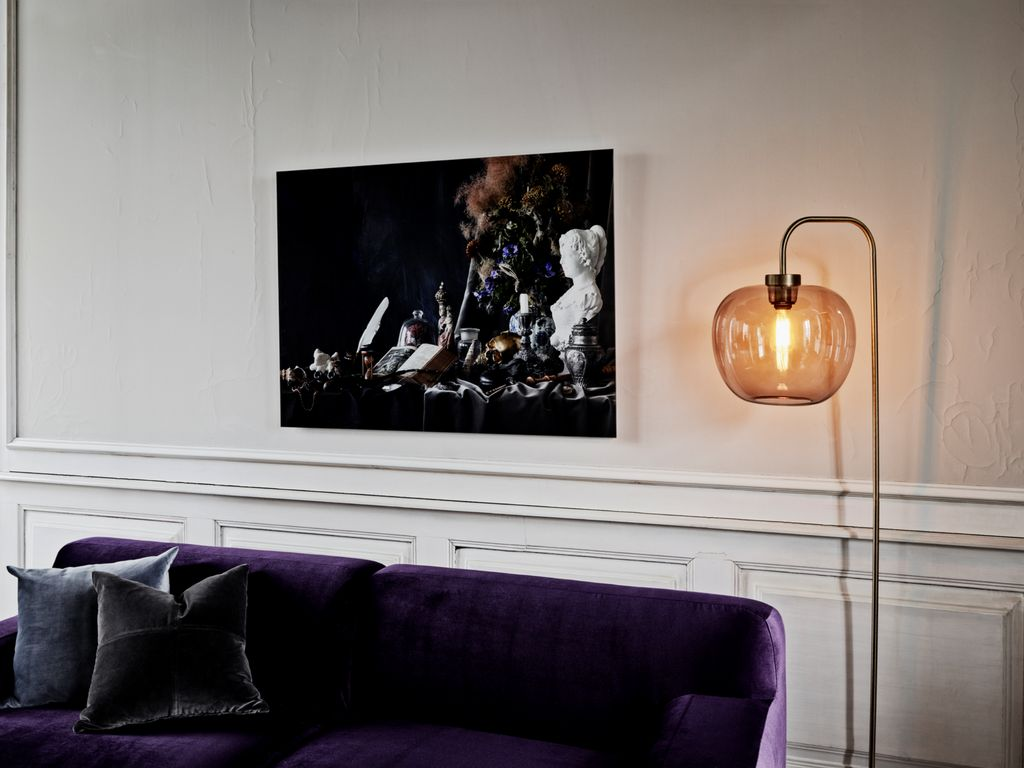 Bolia Grape Floorlamp Brass Driedeco