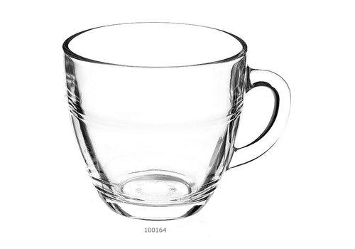Koffie-/ Theeglas 22cl Gigogne ( Set van 6 )
