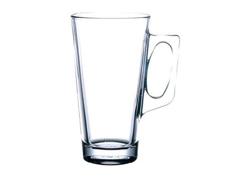 Latte Macchiato Glas 38cl Vela ( Set van 2 )