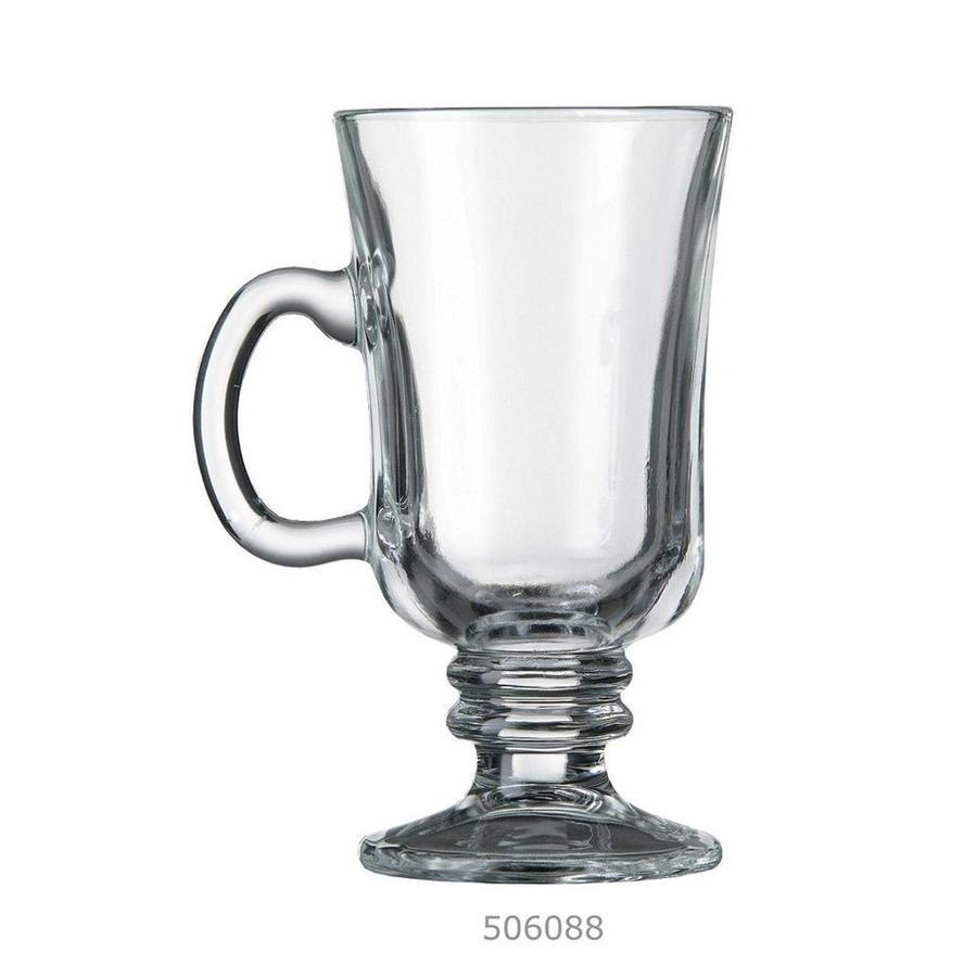 Koffie-/ Theeglas 24cl Bill ( Set van 12 )-1