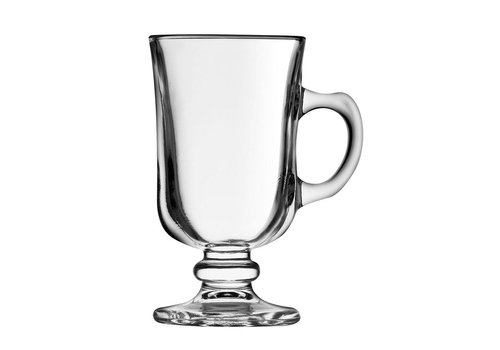 Koffie-/ Theeglas 12cl Mini Bill ( Set van 12 )
