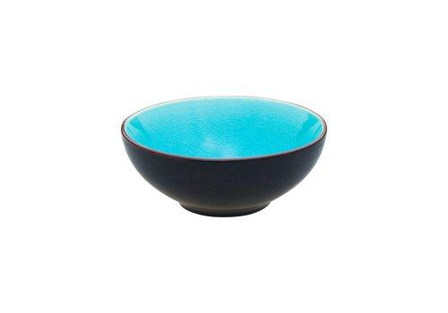 Asia Schaal Ø12cm Turquoise ( Set van 6 )