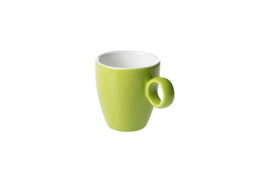 Koffiekop 6,5cl Lichtgroen