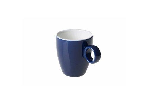 Koffiekop 6,5cl Blauw