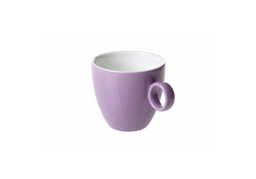 Koffiekop 17cl Paars
