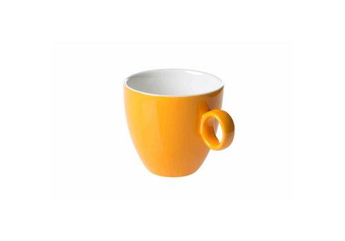 Koffiekop 17cl Oker