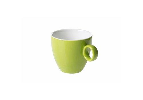 Koffiekop 17cl Lichtgroen