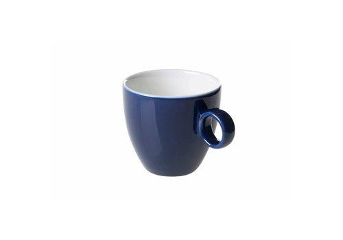 Koffiekop 17cl Blauw