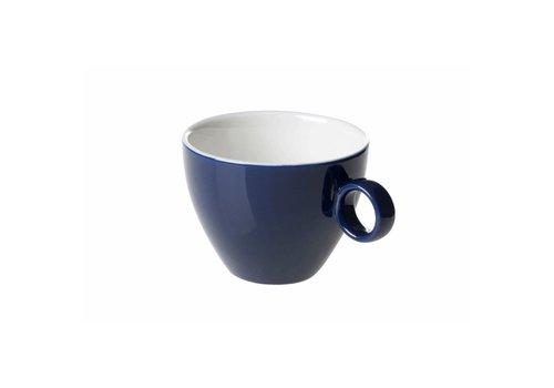 Koffiekop 23cl Blauw