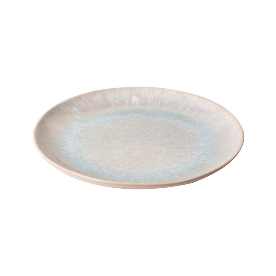 Light Blue Sea Bord Ø22,5cm ( Set van 6 )-1