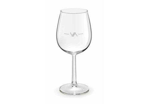 Wijnglas 35cl - met Maatstreep ( Set van 6 )