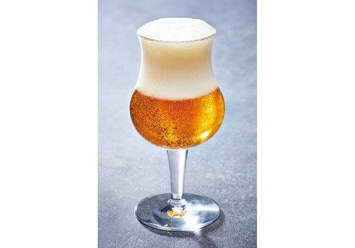 Bierglas 20cl op Voet - Degusta Expertise ( Set van 2 )