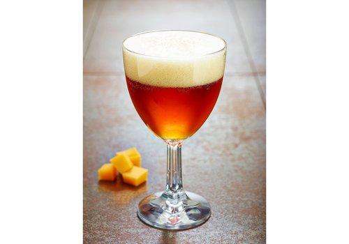 Bierglas 52cl op Voet - Abbaye Expertise ( Set van 2 )