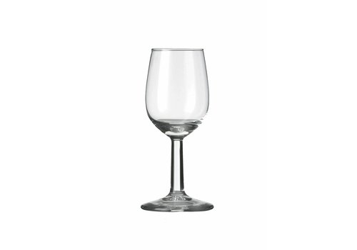Borrelglas 7cl Bouquet ( Set van 6 )