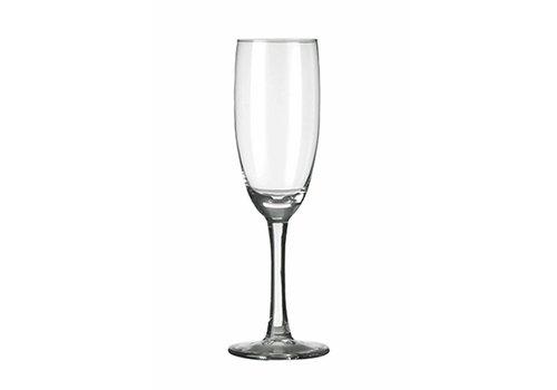Royal Leerdam Claret Champagne Flute 17cl ( Set van 12 )