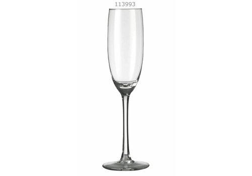 Royal Leerdam Plaza Champagne Flute 19cl ( Set van 6 )