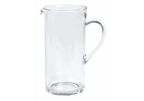 Kan 1,7 Liter Recht Transparant Elan ( Set van 6 )