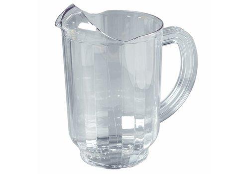 Kan 1,8 Liter Ribbel Versapour ( Set van 6 )