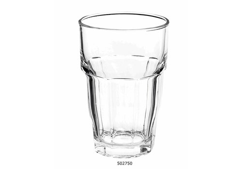 Longdrinkglas 48cl Rock Bar ( Set van 6 )