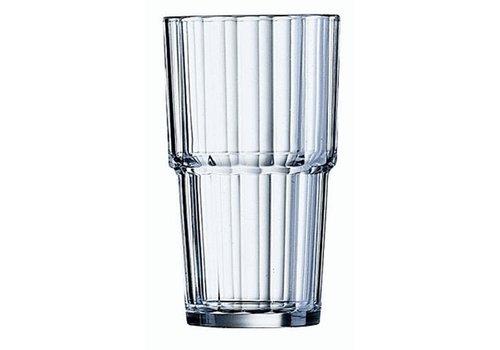 Longdrinkglas 27cl Norvege ( Set van 6 )