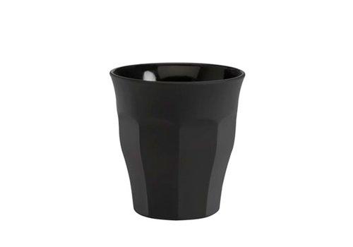 Tumbler 9cl Picardie Zwart ( Set van 6 )
