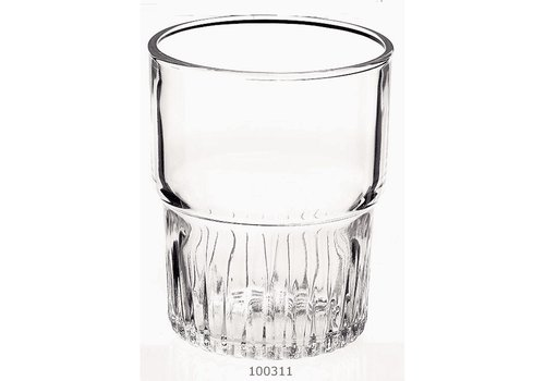 Duralex Tumbler 20cl Empilable Stapelbaar ( Set van 4 )