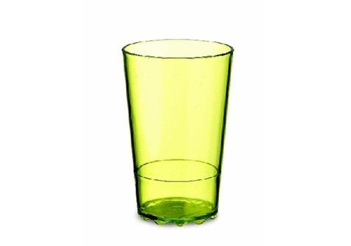 Tumbler 20cl Lime Wave - Kunststof ( Set van 6 )