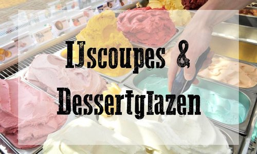 Prachtige IJscoupes & Dessertglazen