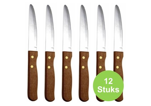 Steakmes Jumbo ( Set van 12 )